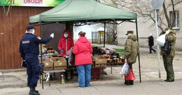 В спальных районах Приднестровья возобновилась торговля овощами