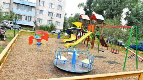 Детские площадки в зеленых зонах столицы могут быть закрыты
