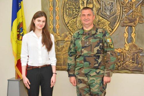 Студентка из Молдовы поступила в Академию ВВС США