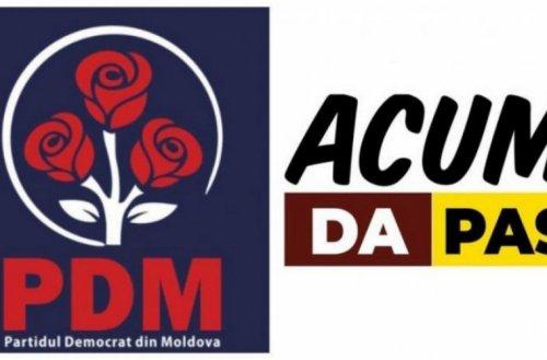Платформа ДА, ПДС и ДПМ обсудят в понедельник формирование нового правительства