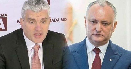 Слусарь обвинил Додона в блокировании деятельности парламента