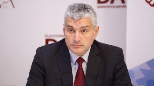 Слусарь: Политическое преследование Усатого дискредитирует всё российское следствие по ландромату