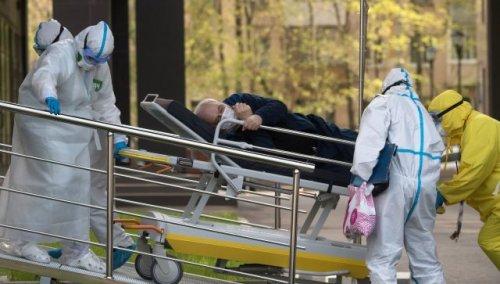 За минувшую ночь скончались еще 3 человека с диагнозом COVID-19