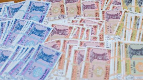 Дефицит госбюджета Молдовы увеличился за май еще более чем на 800 миллионов леев
