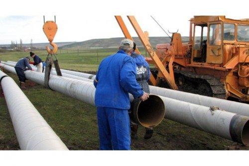 Газопровод Унгены-Кишинев будет сдан в эксплуатацию до 1 августа
