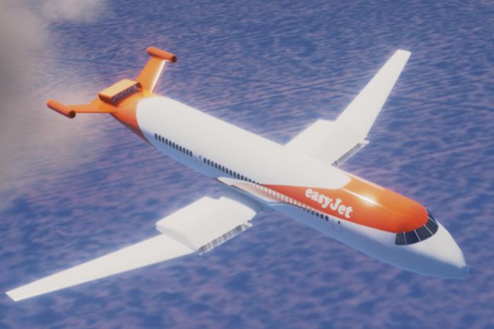 Американский стартап разрабатывает первый электрический пассажирский самолет. Лётные испытания запланированы на 2023 год