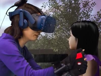 Мать встретилась с погибшей дочерью в виртуальной реальности
