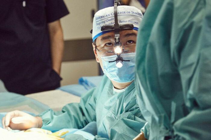 Хирургические операции на расстоянии с технологией 5G