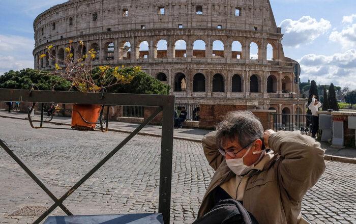 Италия продлила режим ЧП до 15 октября