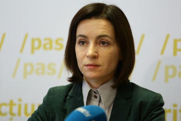 Майя Санду намерена подать в суд на депутата Фуркулицэ