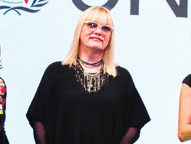 Ушла из жизни основатель фонда ArtPodium Валентина Радченко
