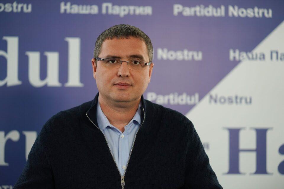 Ренато Усатый: Доброе имя Молдовы в мире не должны порочить отщепенцы, которые используют государство в целях личного обогащения