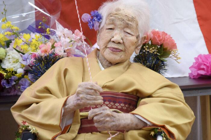Cамой пожилой жительнице планеты исполнилось 117 лет и 260 дней