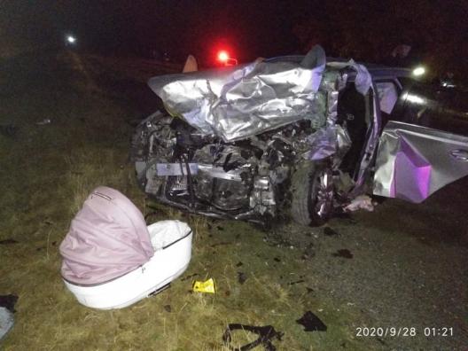 Жуткая авария в Рышканах: среди погибших - младенец