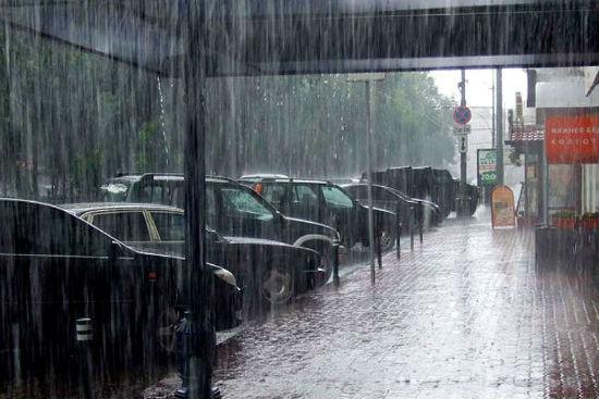 Потоп в столице! Улицы Кишинева превратились в реки (ВИДЕО)