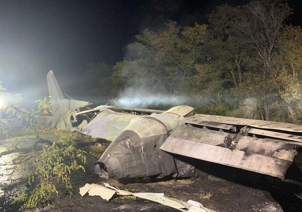 Ренато Усатый выразил соболезнования в связи с авиакатастрофой под Харьковым