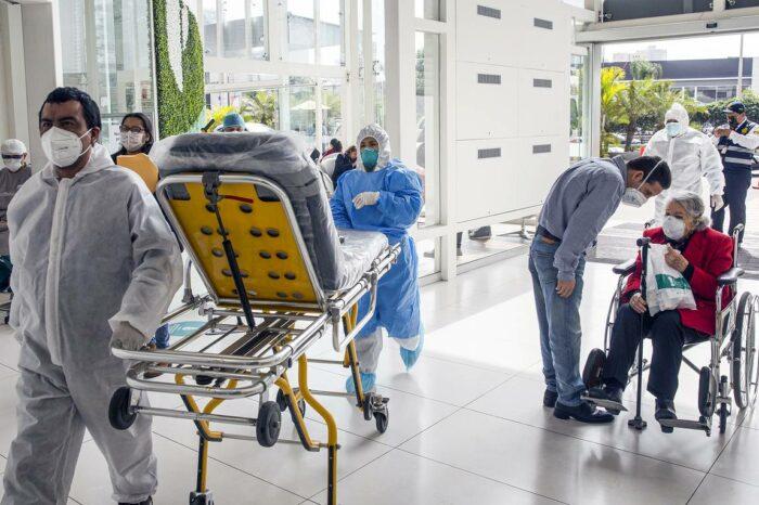 COVID-19 за сутки:  В мире зафиксирован новый рекорд заболевших коронавирусом