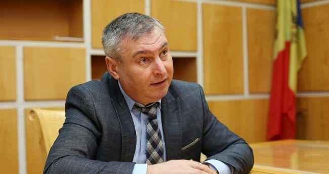 Николай Фуртунэ подал в отставку