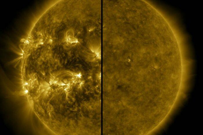 NASA сообщило о начале нового периода повышенной активности Солнца