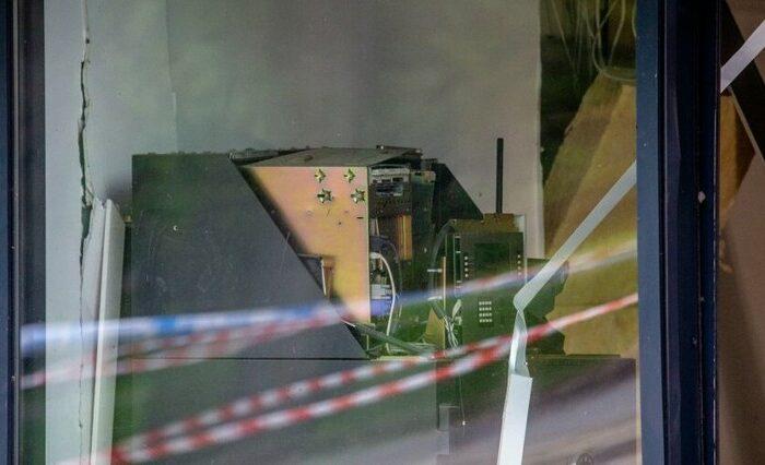 """Подорвали два банкомата в Эстонии, но остались без """"добычи"""": детали инцидента с гражданами Молдовы"""