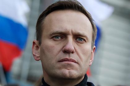 Навальный полностью пришел в себя