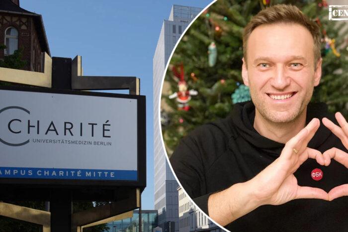 Алексея Навального выписали из стационара клиники Charite