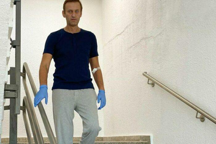 Навальный, новый пост: российский оппозиционер рассказал о своем состоянии