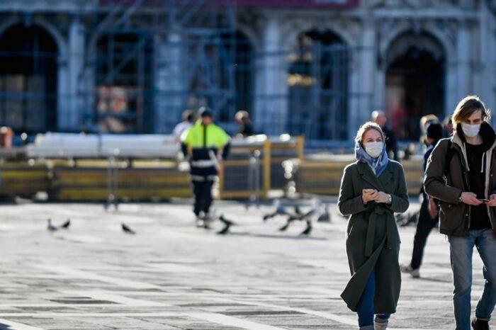 В Италии из-за роста новых случаев коронавируса намерены ввести новые ограничения
