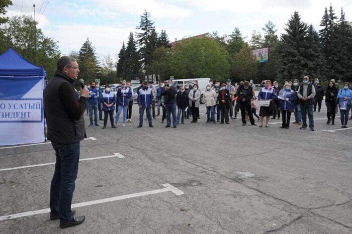 Ренато Усатый в Дондюшанском районе: Молдове необходим план срочного восстановления среднего технического образования