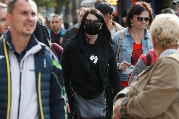 Коронавирус в Украине: снова два новых антирекорда