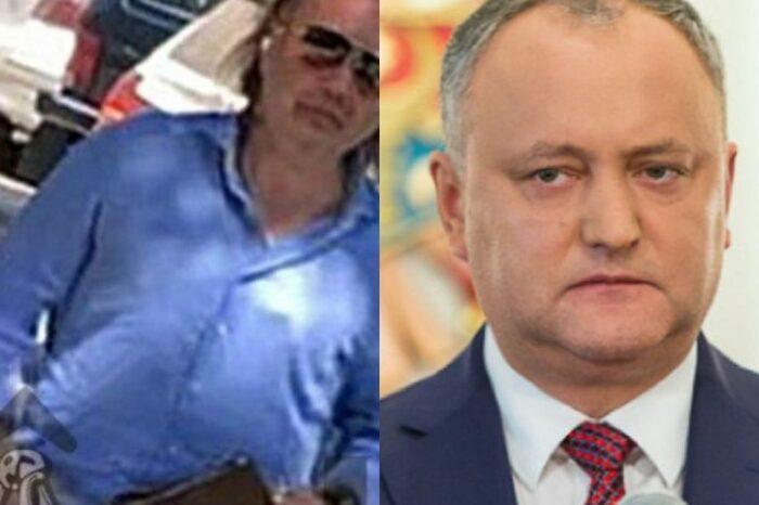 Додон предполагает, что Плахотнюк помог Ризе получить молдавское гражданство