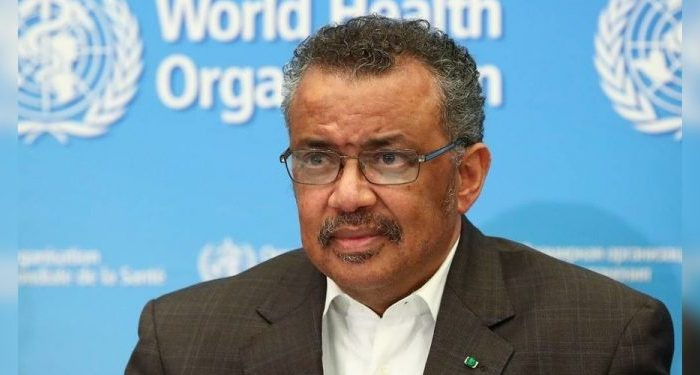 Глава Всемирной Организации Здравоохранения ушел на карантин