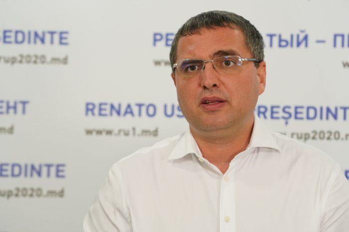Ренато Усатый после закрытия избирательных участков: Мы подали более 40 жалоб в ЦИК и обратимся в прокуратуру