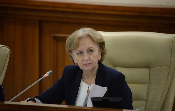 Гречаная открыто выступила против досрочных выборов парламента и требует от Санду выдвинуть кандидата в премьер-министры