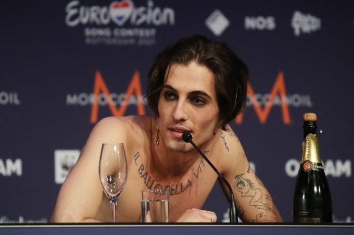 Солист победившей на Евровидении группы сдал тест на наркотики
