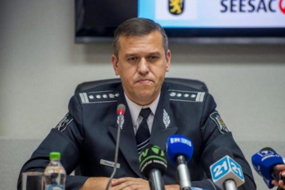 Задержан бывший начальник Генерального инспектората полиции, Александр Пынзарь