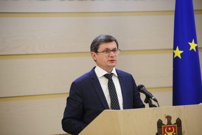 Игорь Гросу стал спикером парламента Молдовы