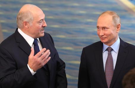 Лукашенко заявил о возможности размещения в Белоруссии российских войск.