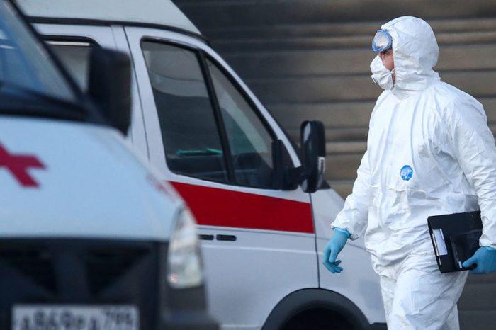 Россия бьет новый рекорд по смертности от коронавируса
