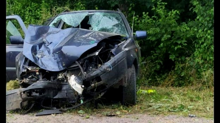 Трагедия в Единцах из-за пьяного водителя: трое взрослых и ребёнок в больнице
