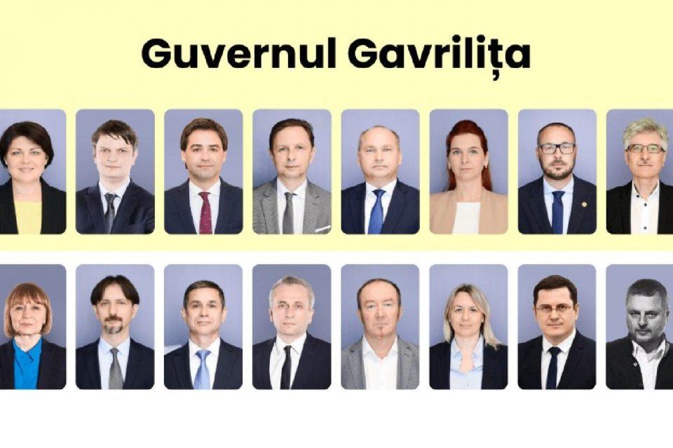 Новое правительство Молдовы утверждено! 61 депутат проголосовали за утверждение кабмина Натальи Гаврилицы